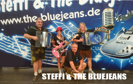 Steffi & The Bluejeans